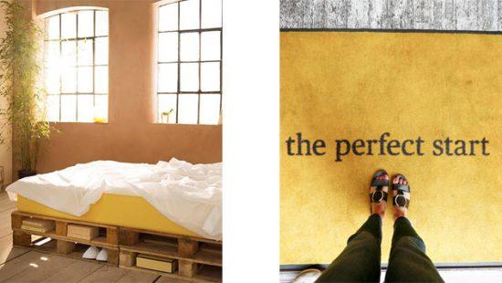 BART BOUWT: Eve Sleep matras