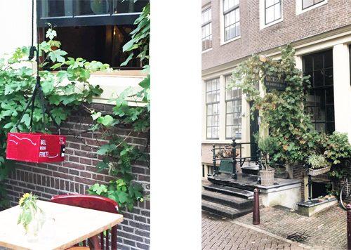 Restaurant La Cacerola Amsterdam