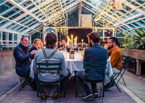 Botanicals Dinner Series (verschillende locaties)
