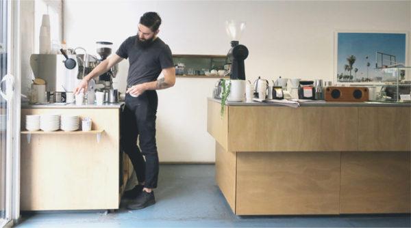 Long Street Coffee Melbourne, Australië