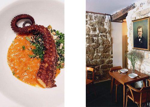 Restaurant Marrow Parijs