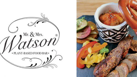 Mr & Mrs Watson – Tasting Dinners