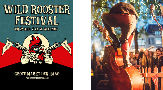 WILD ROOSTER FESTIVAL, 2017
