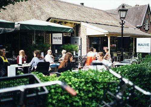 Nieuw: Restaurant Mauve Laren