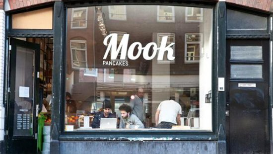 Mook Pancakes Nummer 2 Amsterdam
