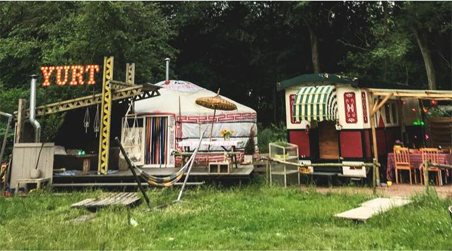 oerdrift & kippevel @ camping de lievelinge - 30 september - barts