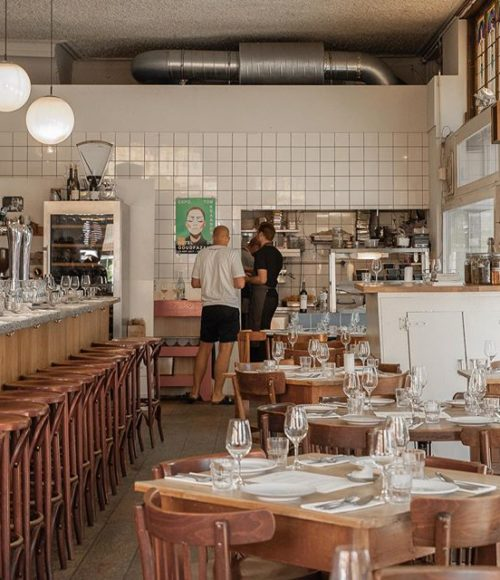 Een favoriet forever: Café Binnenvisser Amsterdam