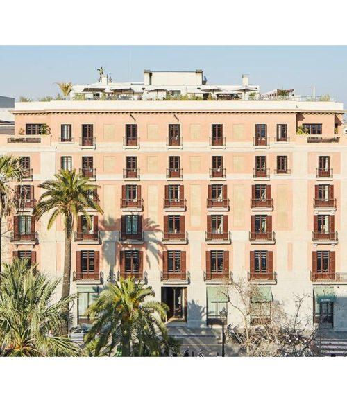 Soho House Barcelona - Barts Boekje
