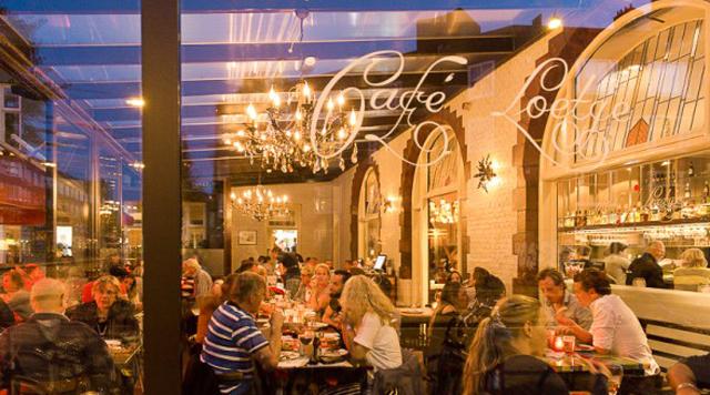 Barts-Boekje- Cafe Loetje