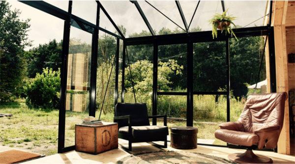 Camping Buitenland (en de nieuwe Greenhouse) Zandpol (Drenthe)