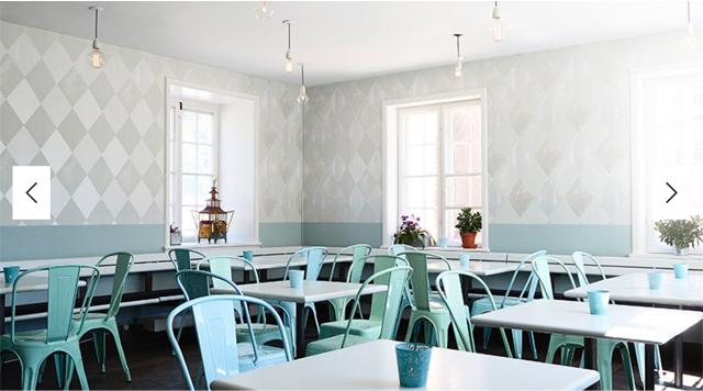 Barts Boekje - Garden Café Rosenborg Kopenhagen1