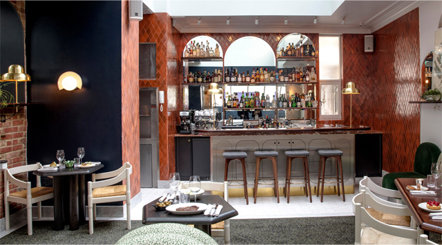 Barts-Boekje-Henrietta Hotel, London