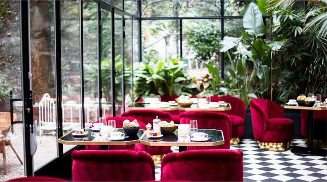 Barts-Boekje-Hotel Particulier Montmartre, Parijs