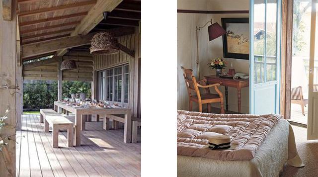 la maison du bassin cap ferret frankrijk barts boekje. Black Bedroom Furniture Sets. Home Design Ideas