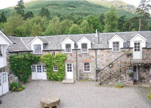Monachyle Mhor Hotel Schotland, Groot-Britanie