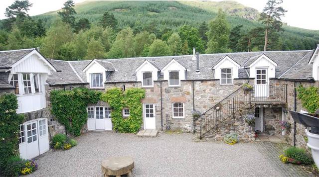Barts-Boekje - Monachyle Mhor Hotel Schotland