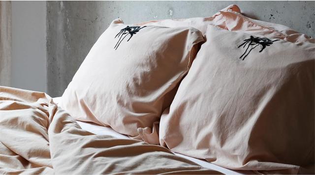 Barts-Boekje- crisp sheets pink