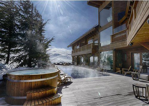 El Lodge Sierra Nevada Spanje