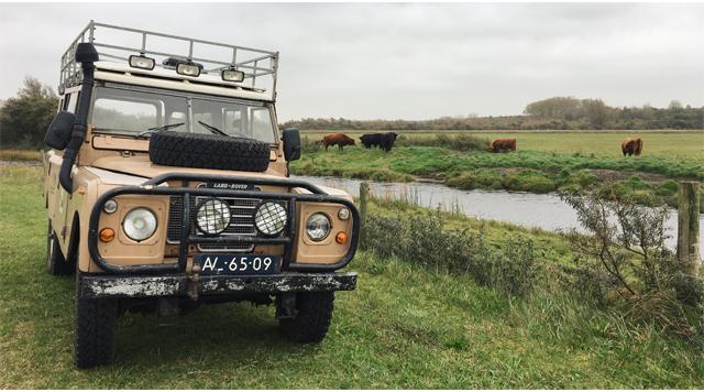 Barts Boekje - friesland safari