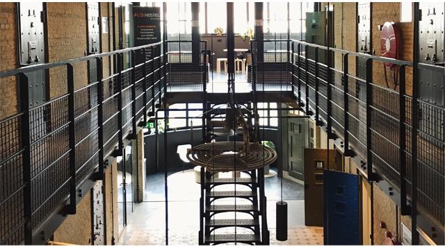 Barts Boekje - leeuwarden gevangenis 1