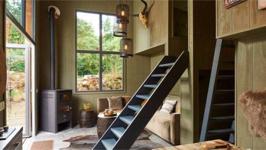 tiny house droompark de zanding barts boekje. Black Bedroom Furniture Sets. Home Design Ideas
