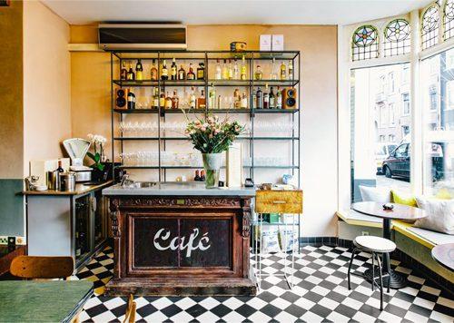 Pregnant-friendly restaurants in Amsterdam