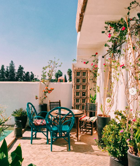 Riad Villa Almeria Hotel & Spa Marrakech Marokko