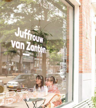 Juffrouw van Zanten Rotterdam