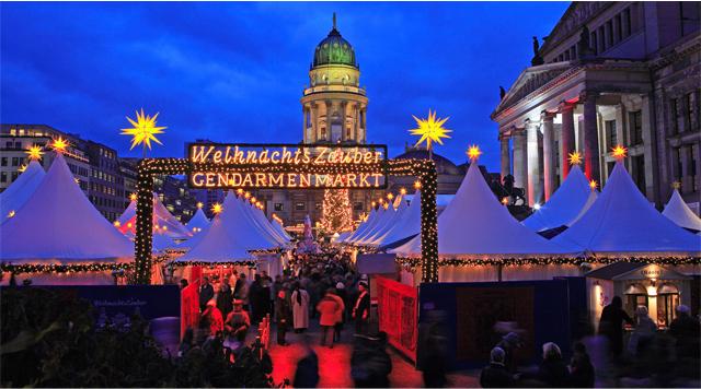 Barts Boekje - Berlijn kerst
