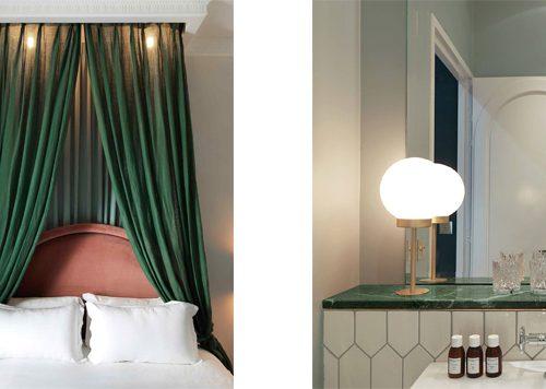Nieuw: Hotel Des Grands Boulevards Parijs