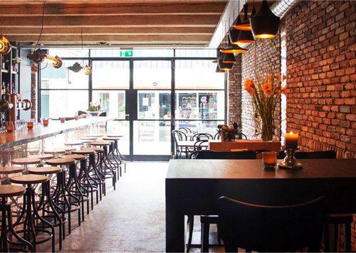 PEEK Lifestyle Suites & Streetfoodbar Texel