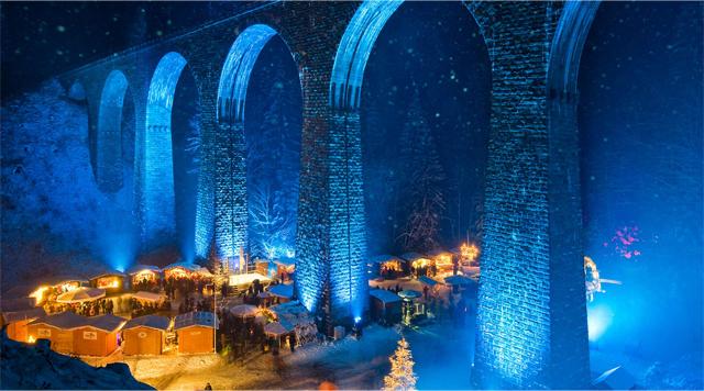 Barts Boekje - Ravenna Gorge Christmas Market