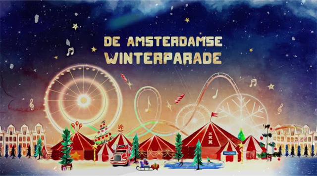 Barts-Boekje-de amsterdamse winterparade 1