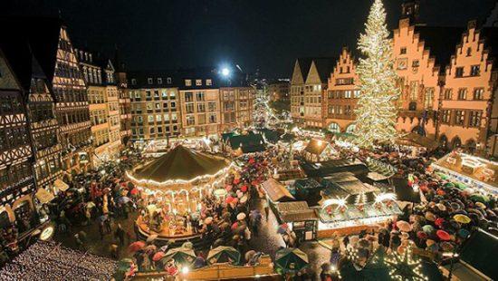 10 X Kerstmarkten Duitsland Barts Boekje