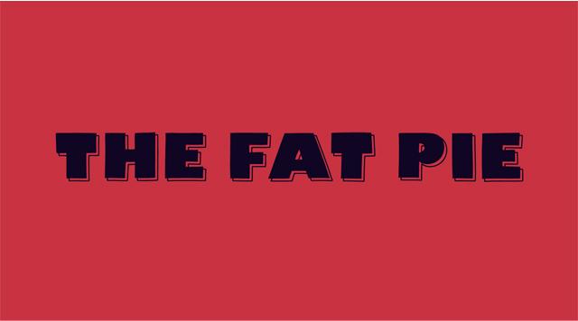 Barts Boekje - the fat pie amsterdam