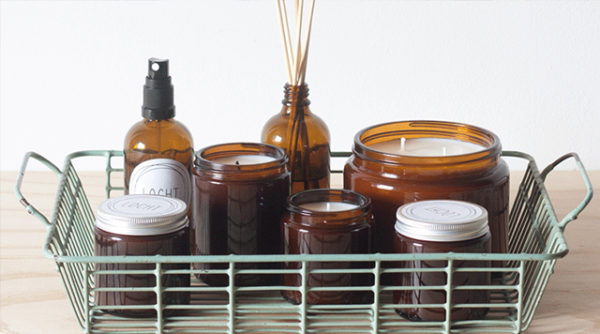 Bart Bouwt: LOCHT geurproducten