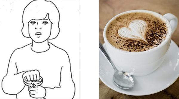 Nieuw: Sign Language Coffee Bar Amsterdam