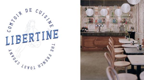 Bijna open: Libertine Comptoir de Cuisine Amsterdam