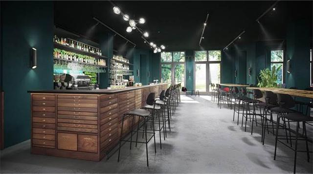 Barts Boekje - bar kantoor amsterdam