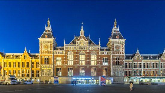 10 X Kerstmarkt Amsterdam 2017 Barts Boekje