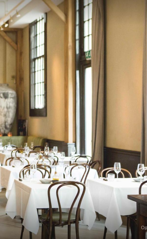 Bijna open: restaurant MARIS PIPER Amsterdam