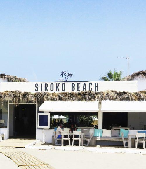 SIROKO BEACH CLUB Marbella Spanje