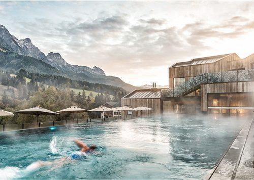 Natuurhotel Forsthofgut in Oostenrijk