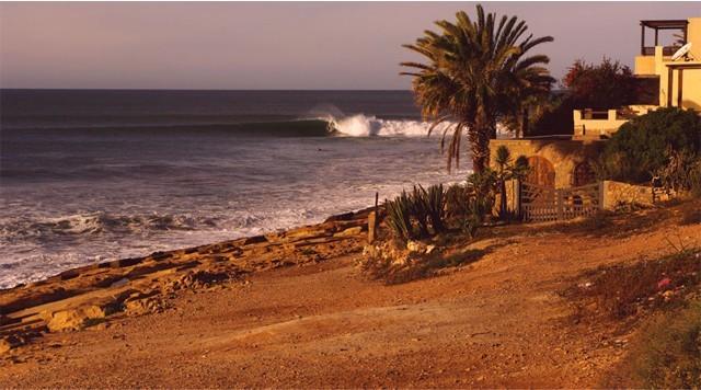 Barts-Boekje- Surf Maroc