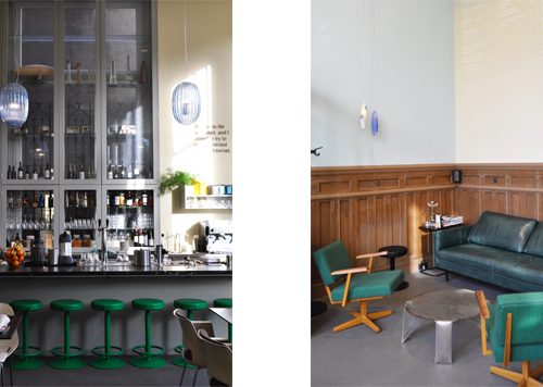 De Groen. Museum, café en bar in Arnhem