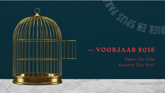 Bijna open: De Gele Kanarie Rotterdam