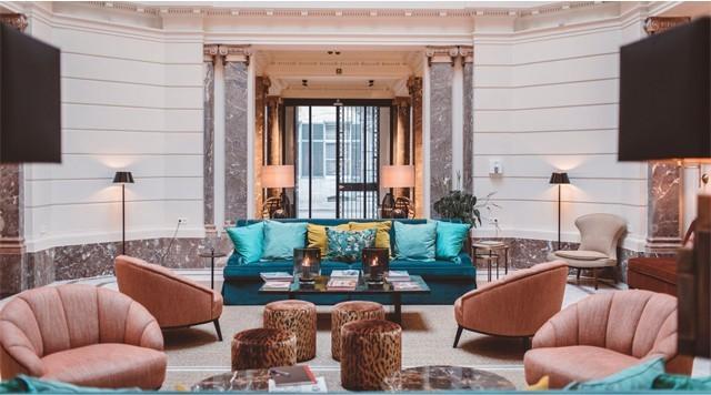 Barts-Boekje- hotel franq