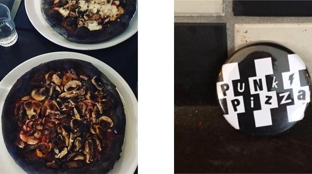 Barts-Boekje- punk pizza