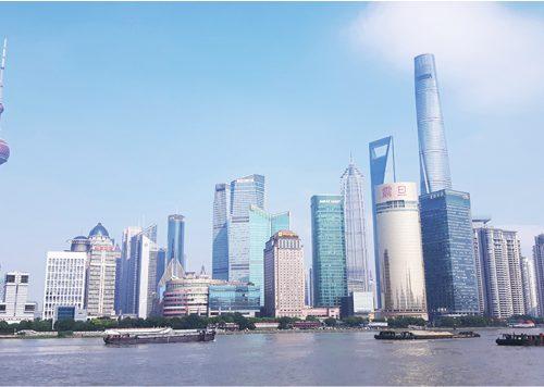 Haaaaai, Shanghai!
