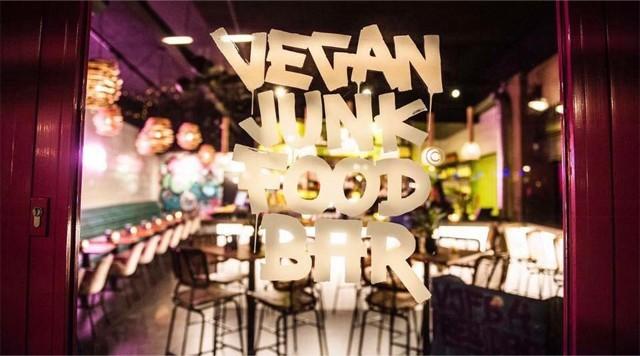 Barts-Boekje- vegan junk food bar